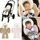 Newborn Baby Car Seat Stroller Cushion Pad Liner Head Body Support Pillow Mat