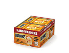 HotHands Hand Warmers   10  20  40   Pairs Safe Heat Exp 9-22  FREE SHIP