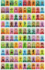 NEW Animal Crossing Amiibo Cards Series 1 #1-100 US Version Unscanned Horizons