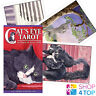CATS EYE TAROT DECK CARDS ESOTERIC TELLING CUTE US GAMES SYSTEMS NEW