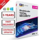 BITDEFENDER TOTAL SECURITY 2020 | 5 YEARS MULTI  DEVICE | FAST DELIVERY-DOWNLOAD
