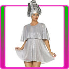 Ladies Grease Movie 50s T Bird Beauty School Drop Out Dream Sequence Costume