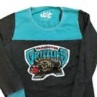NBA Vancouver Grizzlies Womens Blindside Thermal Top Touch Black Size S M XL