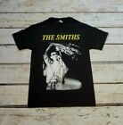 NEW - THE SMITHS -YELLOW  LETTERS - BAND T-SHIRT  image