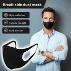 Kyпить 10pcs Face Polyurethane fabric Face Shield Cycling Mouth Cover Washable Black на еВаy.соm