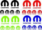 MOPAR Dodge Chrysler Emblems / Stickers / Decals - 6 total, multiple colors $6.75 USD on eBay