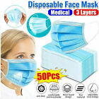 10 20 50 Pack Face Mask Face Mouth Masks Respirator CE Approved