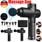 Kyпить Percussion Muscle Massage Gun Hypervolt Elektrisches Massagepistole mit 6 Köpfe на еВаy.соm