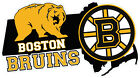 Boston Bruins Hockey Sticker Decal (Select your Size) $6.75 USD on eBay