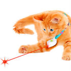 Pet Laser Toy Dog Cat Toy Collar Pendant ABS Interactive Pet Toys