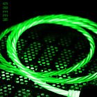 Type-C LED Light Up Glow Flowing Flashing USB Charger Charging Cable For Android
