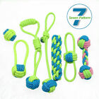 Dog Chew Toys for Puppies Teething Braided Dog Rope Toys Tug Ball Indestructible