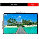 Portable Projector 1080P Home Theater Cinema HD/AV/VGA USB or Projector Screen