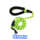 For Large Dog Puppy Walking Hiking Lead Rope Leash Reflective Training Pads Pee