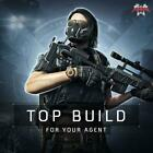 Top Build For Your Agent LMG / AR / Rifle DPS Crit Builds Shared only