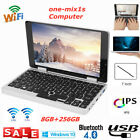 """7"""" Touch Pocket Business Laptop Computer 3965y 8gb 256g Wifi For Intel Windows10"""