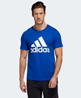 Addidas Mens The Go To Performance Tee Sz M,L,XL Shirt Climate Lightweight NWT