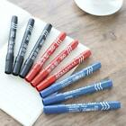 Plastic Oily Makers Waterproof Permanent Marker Pens For School Of P6l2 K4v4