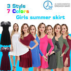 Kyпить Women's Sundress Short Sleeve Casual T-shirt Dress Loose Summer Dress Plus Size на еВаy.соm