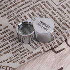 FixedPricetriplet jewelers eye loupe magnifier magnify glass jewelry diamond with box y wk