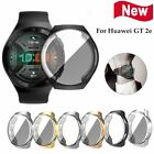 All-around Watch Case Screen Protector Bumper Shell For Huawei Watch GT 2E Cover