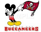 Disney Tampa Bay Buccaneers iron on or sublimation  transfer (choice of 1) $3.25 USD on eBay