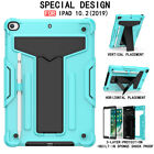 """T-type Holder Hitting Color Robot Stand Shockproof Case For iPad 7th Gen 10.2"""""""