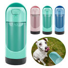Portable Dog Water Bottle Pet Travel Drinking Water Dispenser with Carbon Filter