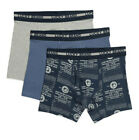 Lucky Brand Men's 3 Pack Stretch Boxer Briefs Size S M L XL Brand New