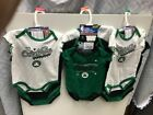 BOSTON CELTICS 3 pack NBA CREEPER SET cutest fan and more SIZE CHOICE one pieces on eBay