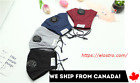 StoreInventoryreusable fabric face mask unisex ship from canada