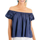 Riller & Fount New With Tags Anita Off The Shoulder Top