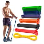 Resistance Elastic Band Latex Exercise Bands Pull Up Assist Bands Fitness Gym image
