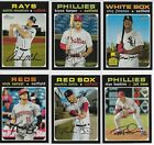 2020 Topps Heritage SP - You Pick Complete Your Set Lot (401-500) Trout Acuna +