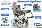 Used Electric Wheelchair Invacare Storm 4 X-plore Powerchair Second Hand 2016...