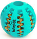 Idepet Dog Toy Ball, Nontoxic Bite Resistant Toy Ball for Pet Dogs Puppy Cat, Do
