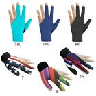 1pc Billiards Three Finger Gloves Lycra Anti Skid Snooker Glove Pool Left Hand s £4.73 GBP on eBay