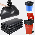 Extra Large Refuse Bags Black Builders Rubble Waste Sacks Heavy Duty 25-200X New