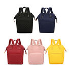 Mummy Backpack Baby Diaper Casual Knapsack Sport Rucksack Nappy Bag Y2u8