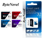 ByteNovel Micro SD Card 8GB 16GB 32GB 64GB TF Class 10 Android Nintendo Etc