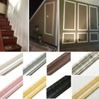 2.3m Waterproof 3d Pattern Wall Paper Wall Border Removable Stickers Home Decor