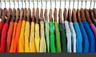 Viktoria® Hand Fabric Clothes Tie Dye 59 COLOURS 200g Fabric for each US Stock