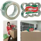 Clear Heavy Duty Packing Tape Refill for Moving Storage Shipping Packaging Rolls