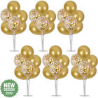 2/4/6 Sets Of Balloon Stand Kits Balloon Table Stand Party Wedding Decorations