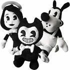 Bendy And The Ink Machine Plush Bendy, Boris The Wolf, Alice Angel Soft Plushies For Sale