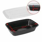 20 X Reusable Meal Prep Containers Microwave Freezer Food Storage Lunch Box LIDS