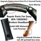 Repair Parts For Sony WH-1000XM3 Headband Hanger Hinge Shell Earpads Loop Slider