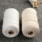 3MM MACRAME Pipping Cotton Cord String Rope Craft DIY For Wall Hanging Tapestry