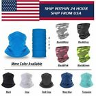 COOLING┃Neck Gaiter ┃Face Cover Mask ┃Bandana Tube Scarf ┃Cycling Motorcycle Lot