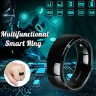 NFC Smart Wearable Ring Waterproof Magic Technology For IOS Android Phone - + !